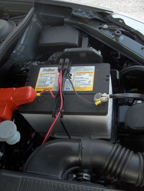 Installation Antenna