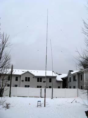 80 Meter Phased Verticals