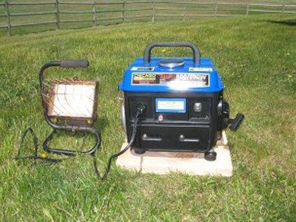coleman 2000 watt generator service manual