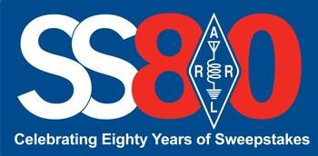 ARRL 80th SS Logo