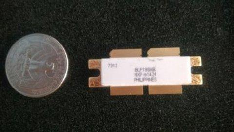 Little Boy -- An LDMOS HF Amplifier
