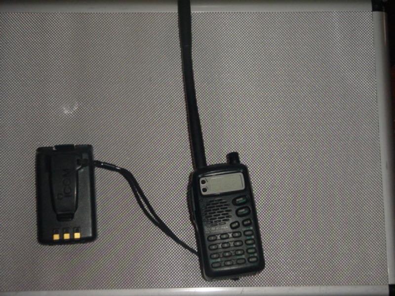 icom ic t8a for sale qrz forums rh forums qrz com Icom 8 Prong Connector