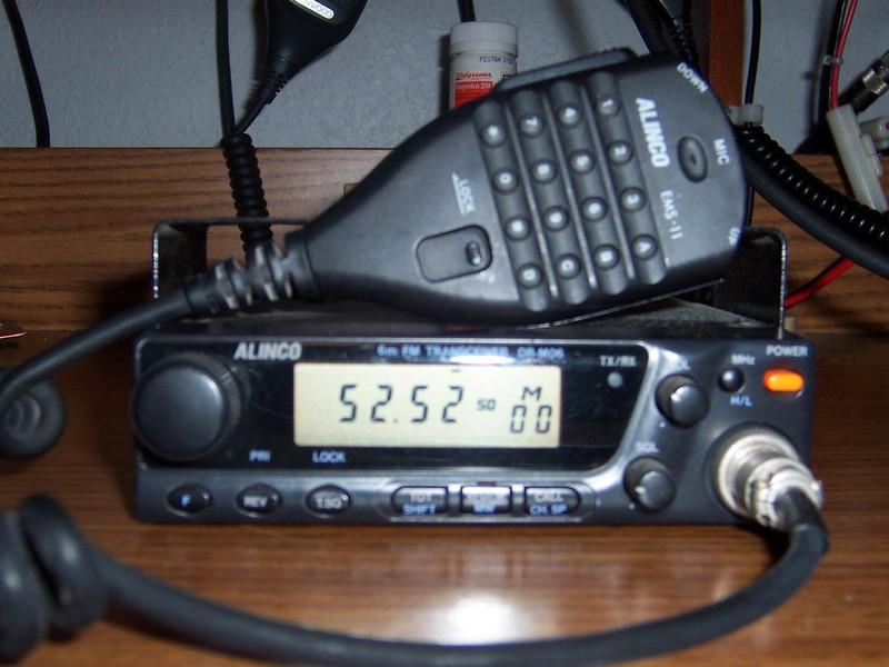 eHam net Classifieds Alinco DR-MO6T 6 Meter mobile