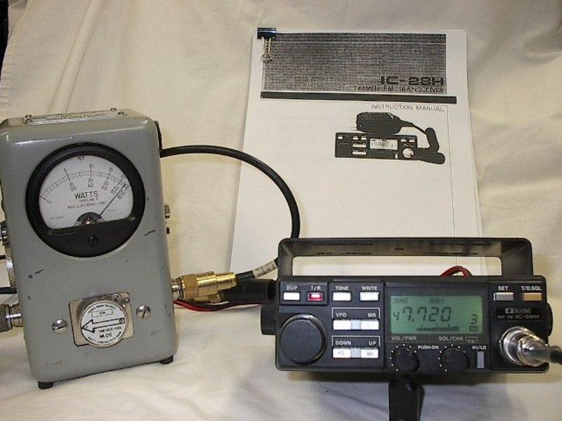 """eham net classifieds icom ic 28h vhf radio 2 meters rh eham net icom ic-28h user manual Icom 28""""H Manual"""