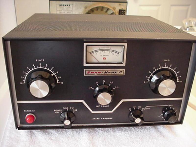 eHam net Classifieds SWAN MARK II 3-500Z AMP