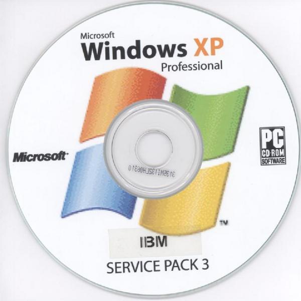 Window xp pro sp3