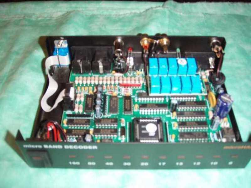 Eham Net Classifieds Microham Band Decoder