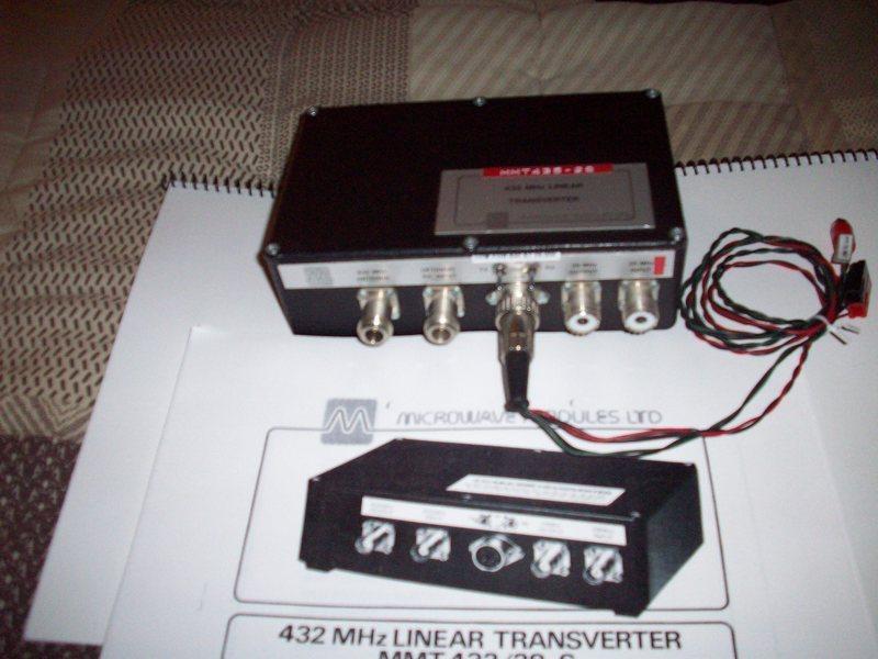 Eham Clifieds Microwave Modules 432 28 Mhz Transverter