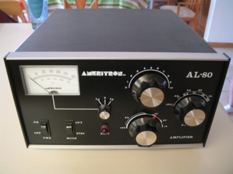 on Ameritron 811 Amplifier