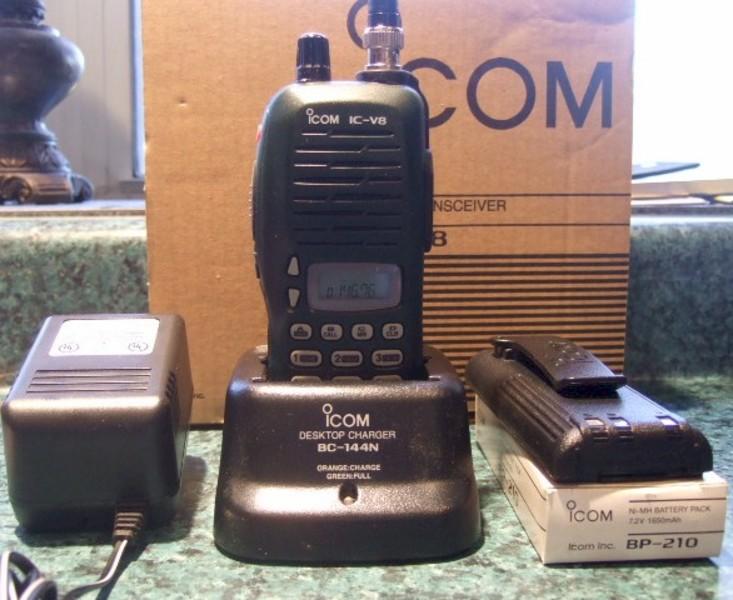 eHam net Classifieds ICOM IC-V8000 75W 2 Meter Mobile