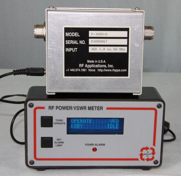 Digital Rf Power Meters : Eham classifieds digital wattmeter kw