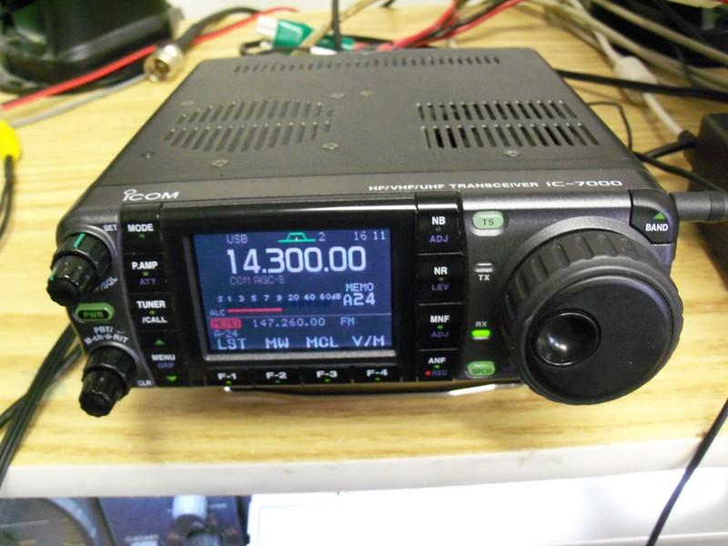Eham Net Classifieds Icom Ic 7000 Hf Vhf Uhf Transceiver