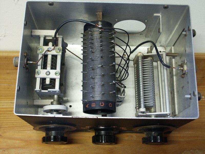 Antenna Tuner - Antennas: Tuners - The m