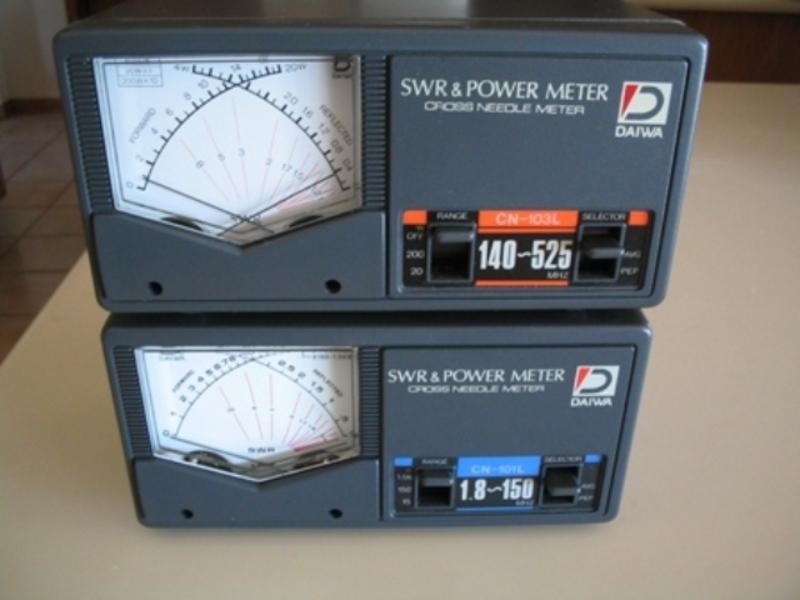 Daiwa swr meter review