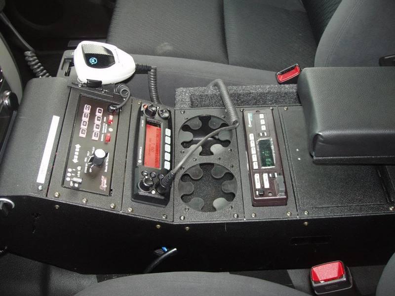 Ham Radio Console Nib Troy Radio Console.has