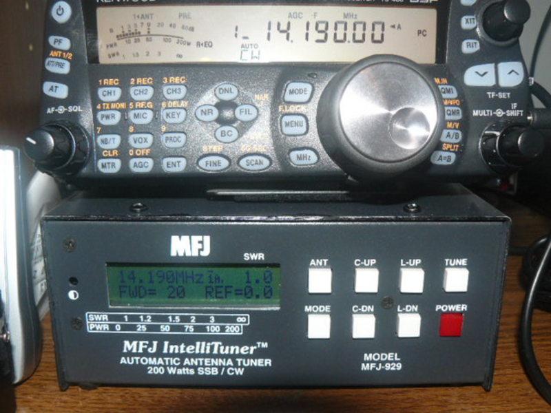 инструкция Mfj-929 на русском - фото 11