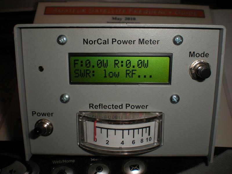 Digital Swr Meter : Eham classifieds fs norcal digital power swr meter