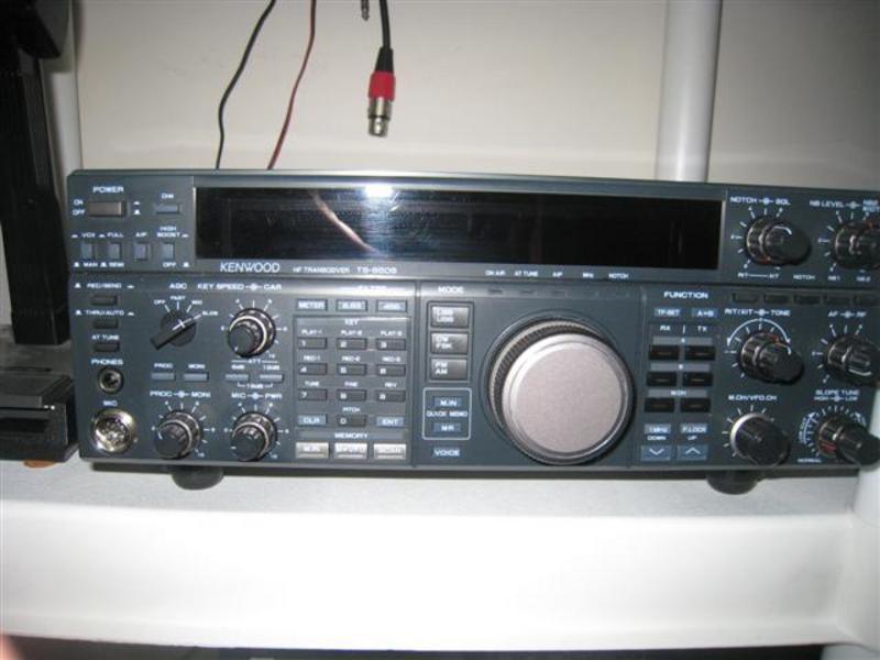 Kenwood ts 850sat for sale