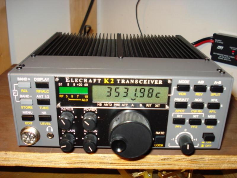 eHam net Classifieds FS/T: Elecraft K2/100 w/KAT100 autotuner