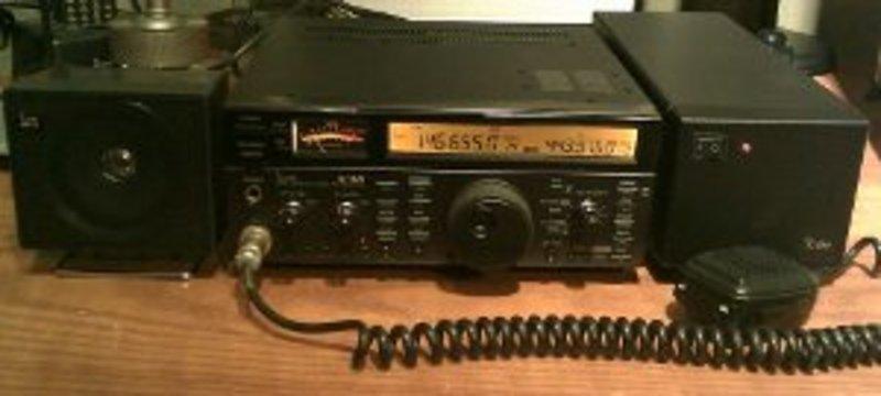 eham net classifieds icom ic 821h rh eham net Icom IC- M412 VHF Marine Radio Icom Radio F50