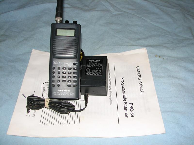 radio shack dx 394 service manual