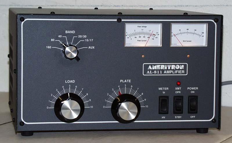on Ameritron Al 811