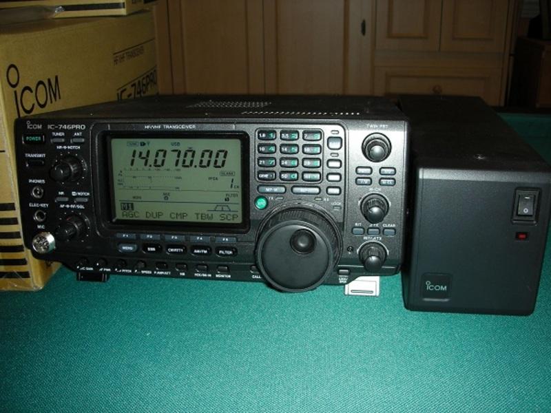 Icom Ic 746pro Manual