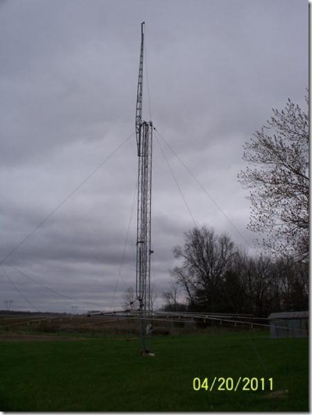 eHam net Classifieds (2) Rohn 25 FK-25 Tilt over Towers and