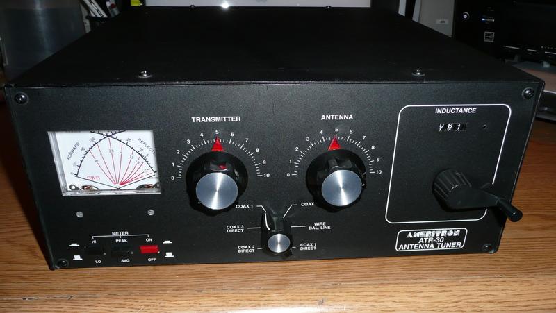 Ameritron antenna tuner