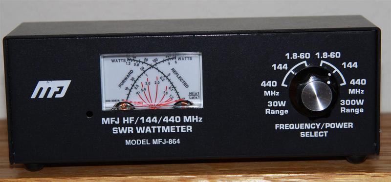 eHam net Classifieds MFJ-864 SWR Meter