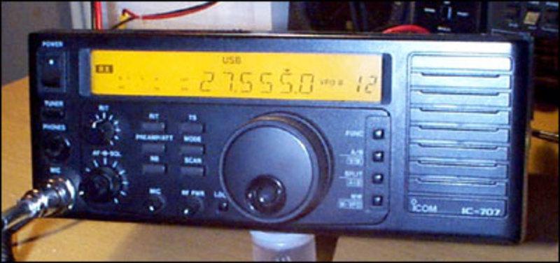 ICOM IC-707 INSTRUCTION MANUAL Pdf Download.