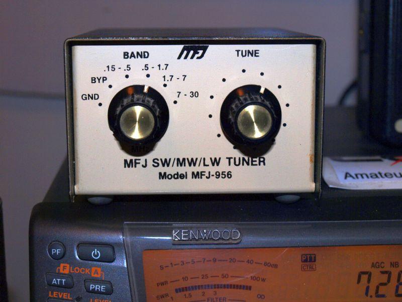 eHam net Classifieds MFJ-956 SWL tuner
