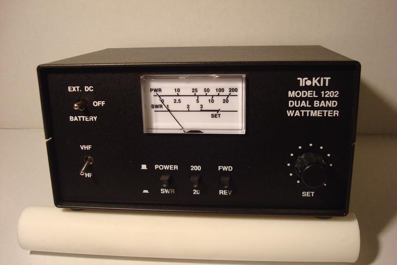 swr watt meter manual