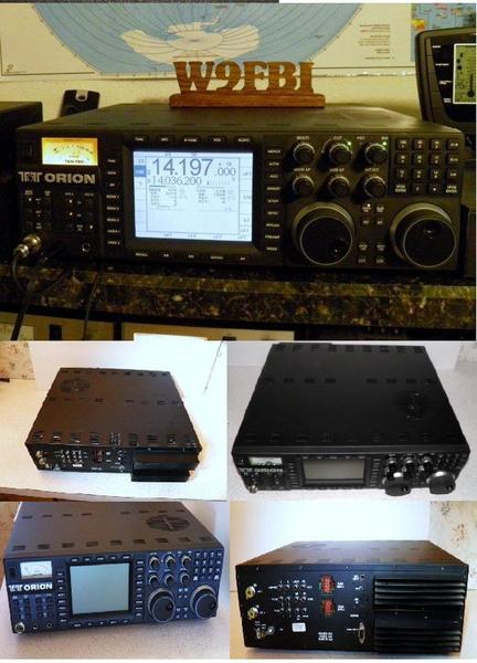 Eham Net Classifieds Ten Tec Orion I With The 709 Desk Mic