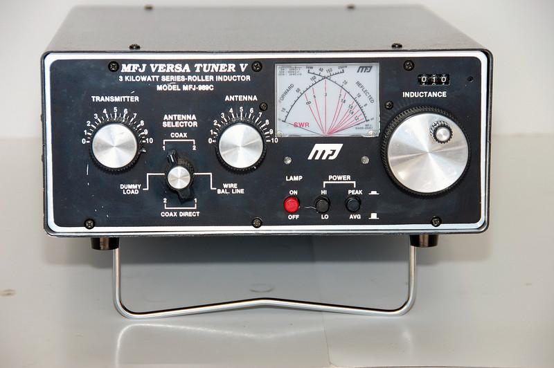 Mfj 989c manual