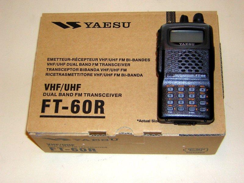 eham net classifieds for sale yaesu ft 60r new in box rh eham net yaesu ft-60 service manual yaesu ft-60r manual