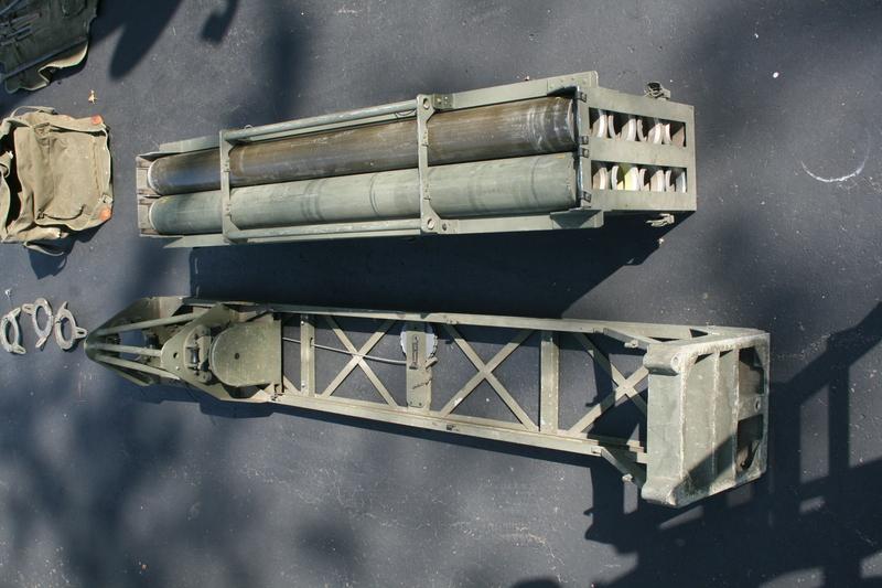 Military Mast Guy Rings