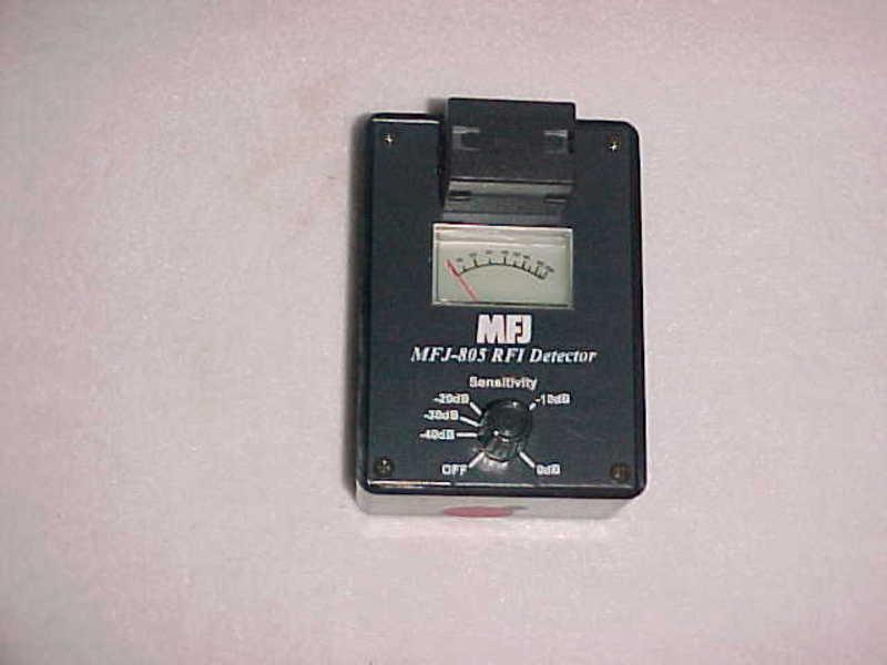 eHam net Classifieds MFJ-805 RFI DETECTOR