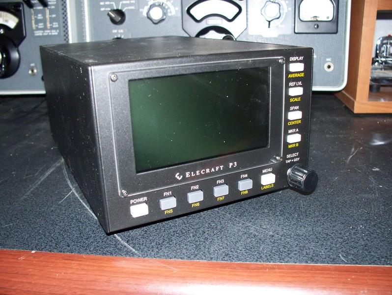 eHam net Classifieds Elecraft P3 Panadapter