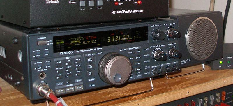 Kenwood Ts 450s manual