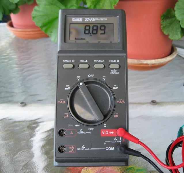 Digital Multimeter Fluke 27 : Eham classifieds for sale fluke fm digital multimeter