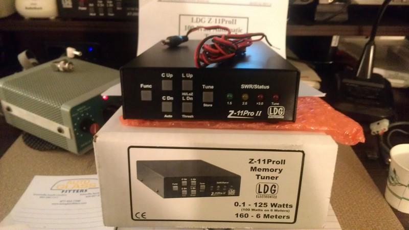 eHam net Classifieds LDG Z-11 Pro II