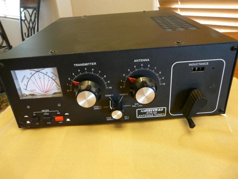 Ameritron Antenna Tuner - DX Supply