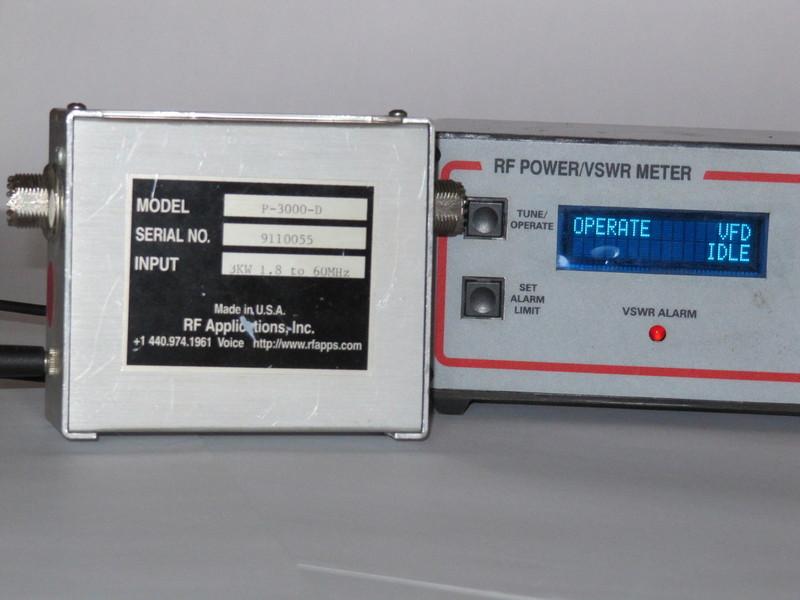 Digital Rf Power Meters : Eham classifieds sold rf applications vfd hf digital