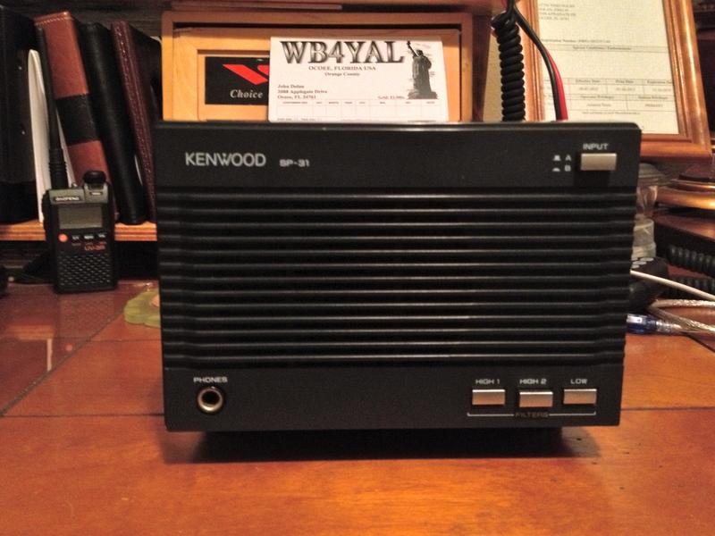 eHam net Classifieds Kenwood SP-31