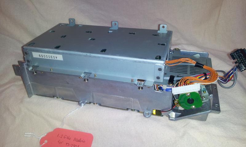 eHam net Classifieds Kenwood UT-10 1 2 GHz Module for TS-790A