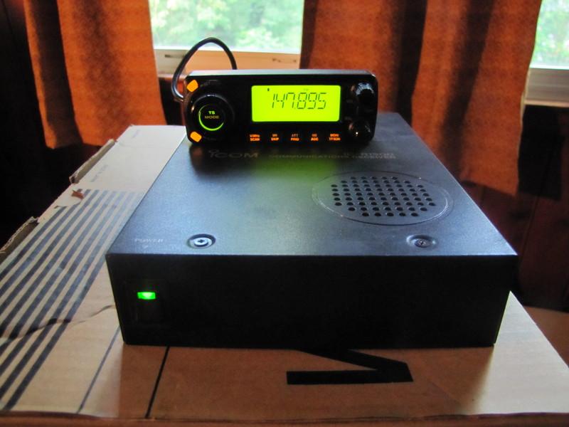 Icom IC-R1500 Receiver Windows 8 X64