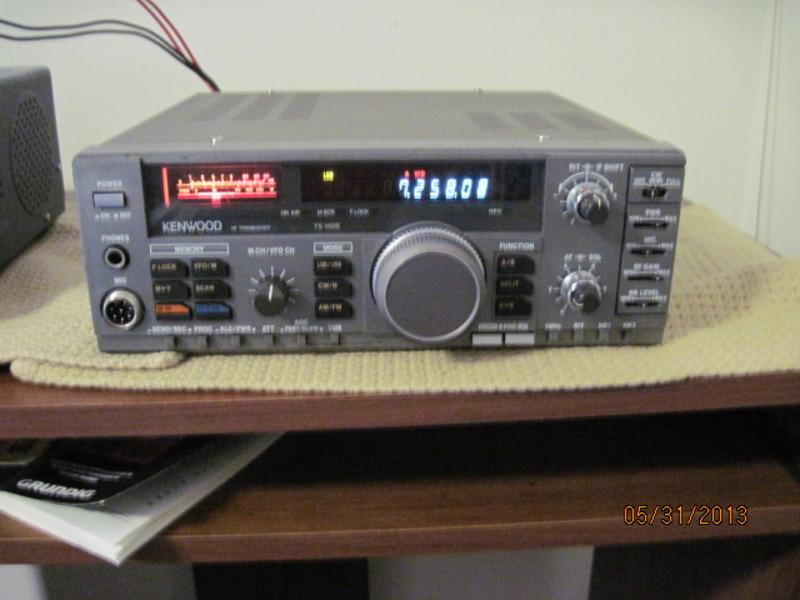 RigPix Database - Kenwood/Trio - TS-140S