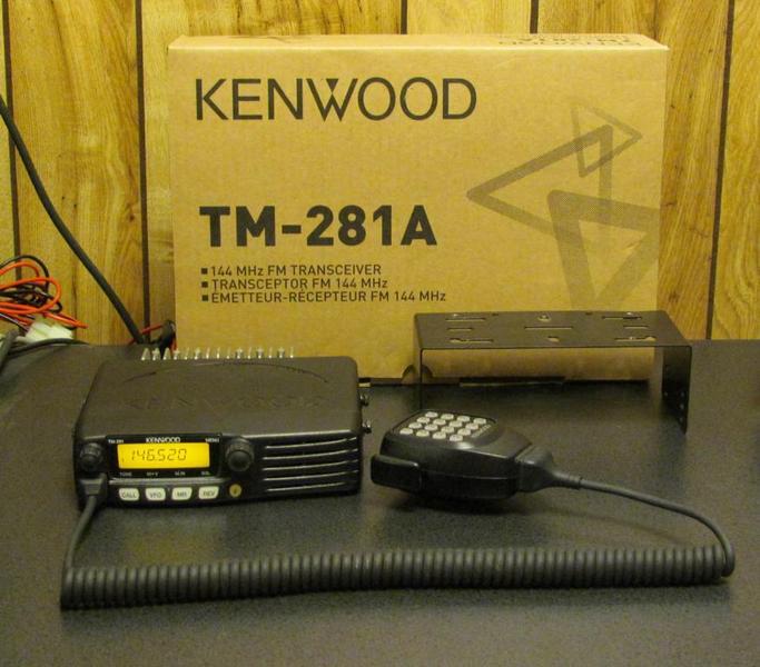 Eham Net Classifieds Kenwood Tm 281a