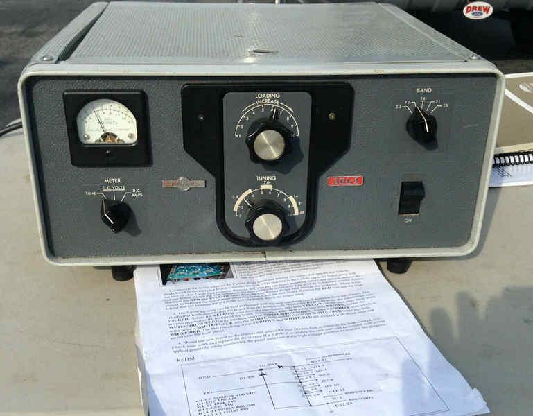 Collins 30L-Linear Amplifier. Collins 30LAmp - Universal Radio